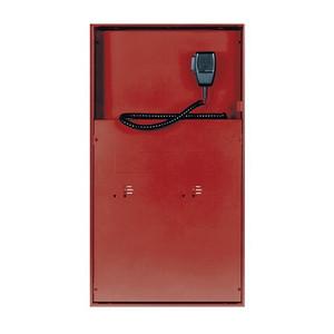 EVAX-200R Evax by Potter Voice Evacuation Panel - 100 Watt Amplifier 100W Amplifier DMR - Red