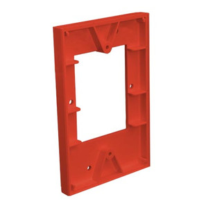 """KIT-102720-R STI Stackable .394"""" Spacer for Stopper Stations - Red"""