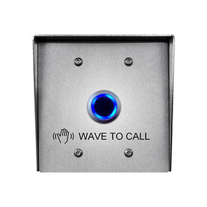 IXW-HWCBP Aiphone Hand Wave Call Sensor and Surface Mount Box