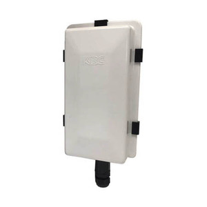WES4-AX-CF KBC Networks 5GHz Wireless Ethernet Radio Selectable Point-to-point Host Point to Multipoint Host or Client 17dBi Directional Antenna - US Power Plug