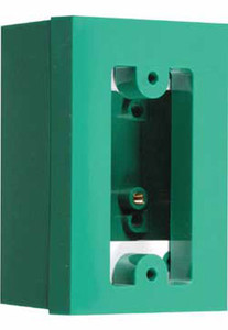KIT-71101A-G STI Back box and Spacer Kit for Switch Configuration 0, 3 and 4 - Green