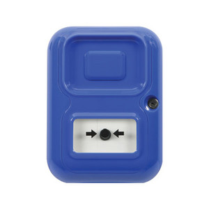 AP-2-B-X STI Alert Point Lite Stand Alone Alarm System - No Label Included - Blue