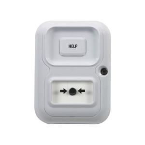 AP-2-W-X STI Alert Point Lite Stand Alone Alarm System - No Label Included - White