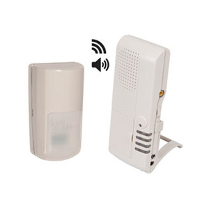 STI-V34760 STI Wireless Outdoor Motion Detector Alert