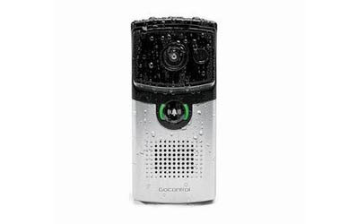 GoControl Smart Wi-Fi Doorbell Camera