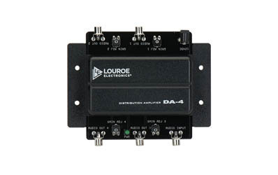 Interface Adapters for Line Level Microphones