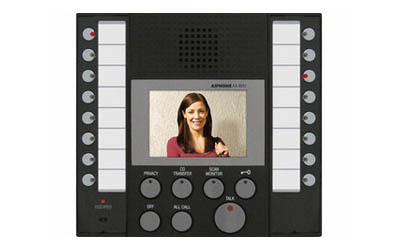 Aiphone AX Series: Integratable A/V System
