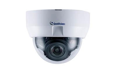 Indoor Dome IP Cameras