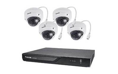 IP Surveillance Prepackaged Kits