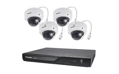 Video Surveillance Prepackaged Kits