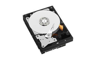 DVR, NVR and NAS Storage Hard Drives