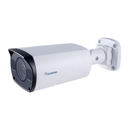 GV-ABL2702 Geovision 2.8~12mm Varifocal 30FPS @ 1080p Outdoor IR Day/Night WDR Bullet IP Security Camera 12VDC/PoE