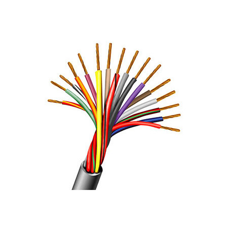 81221650C AIPHONE 16 Conductor 22 AWG Non-shielded 500'