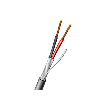 82220250C AIPHONE 2 Conductor 22AWG Overall shield 500'