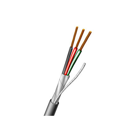 82220350C AIPHONE 3 Conductor 22AWG Overall shield 500'