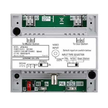JF Aiphone JBW-BA Long-Distance Adapter for JA and KC Series intercom systems AIPHONE COMMUNICATIONS