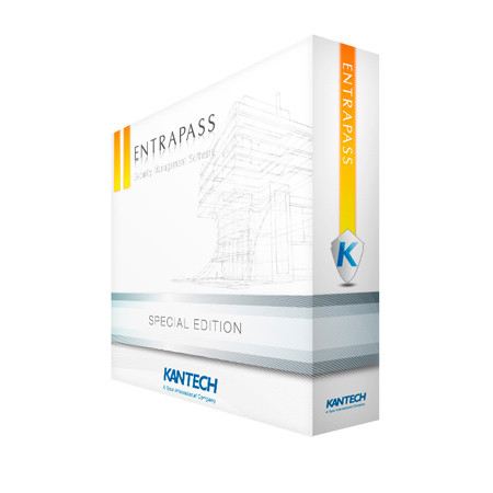 E-SPE-V8-LIC Kantech EntraPass Special Edition Security Management Software v8 License - Email Delivery