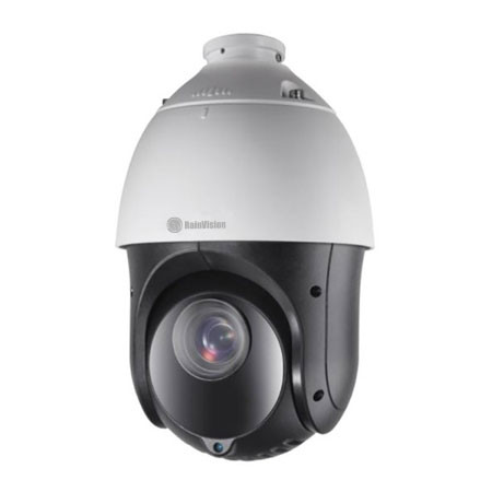 IPHPTZ2-25X-IR Rainvision 4.8-120mm 25x Optical Zoom 30FPS @ 1080p Outdoor IR Day/Night PTZ IP Security Camera 12VDC/PoE