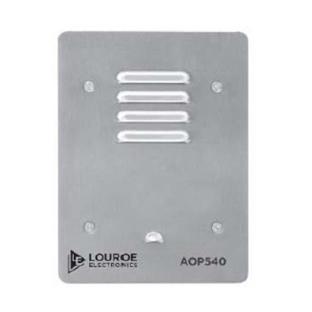 LE-540 Louroe Electronics AOP540 Full Duplex Speakerphone