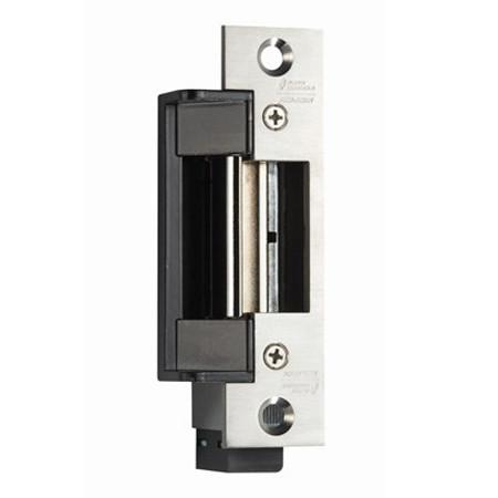 AES-100 Alarm Controls BHMA Grade 1 Dual Voltage Electric Strike