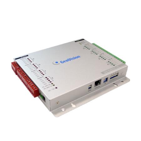84-IOBOX16-1E4U Geovision GV-IO Box 16 Port with Ethernet Module