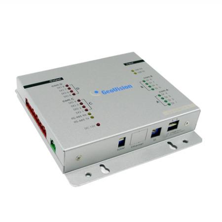 84-IOBOX08-1E4U Geovision GV-IO Box 8 Port with Ethernet Module