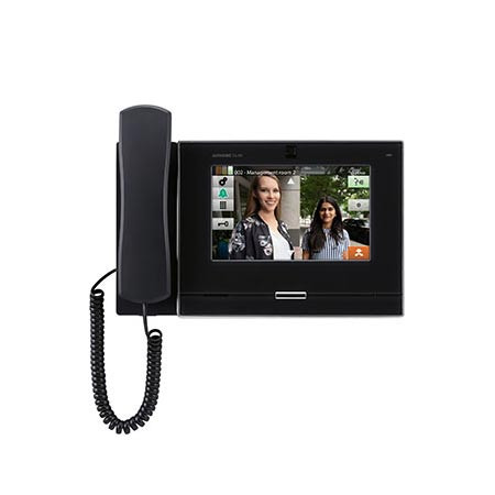 """IXG-MK Aiphone IP Video Guard Station with 7"""" Touchscreen"""