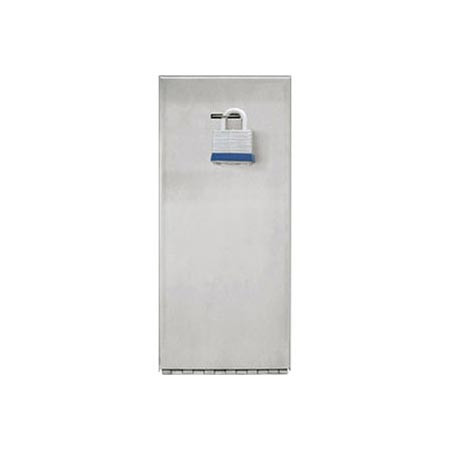 LB-SDVF/A Aiphone Stainless Steel Security Lock Box for IS/IX Series