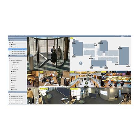 GV-VMS004-VL Geovision GV-VMS for 32 Channel Platform w/ 3rd Party IP Cameras 4 Channel - Virtual License