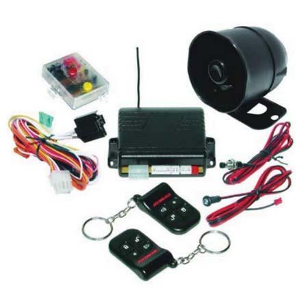 SLI-820RTF Seco-Larm Keyless Entry and Alarm System