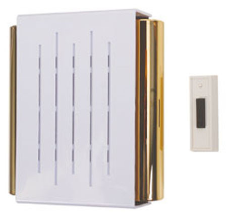 RC-3304 STI Battery Powered Door Chime