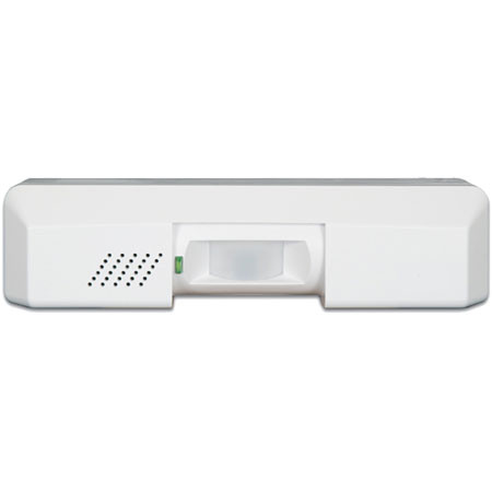 T.REX-XL2-NL Kantech Request-To-Exit Detector w/ Tamper, Piezo, Timer and 2 Relays No Logo - White