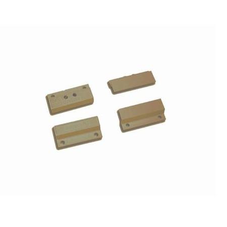 4350106-10 Potter AMS-T10C(B) Mini Surface Mount Contact Brown 10PK