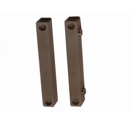 4350168-5 Potter AMS-37BROWN 2-Gap Terminal Industrial Magnet Contact Brown 5PK