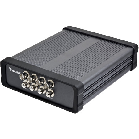 VS8401 Vivotek 4 Channel Video Server H.264 PoE SD/SDHC Card Slot