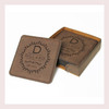 Coaster Leather Square CD027