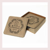 Coaster Leather Square CD030