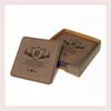 Coaster Leather Square CD038