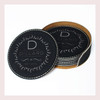 Coaster Leather Round CD027