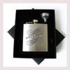 Engraved 6 oz Wedding Flask Small Set FD049