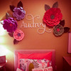 Personalized Nursery Wooden Name Sign Custom Word