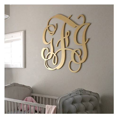 Golden Monogram