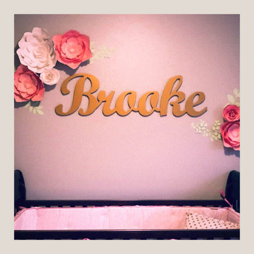 Personalized Name Nursery