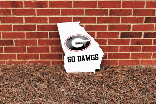 Georgia State With GO DAWGS!