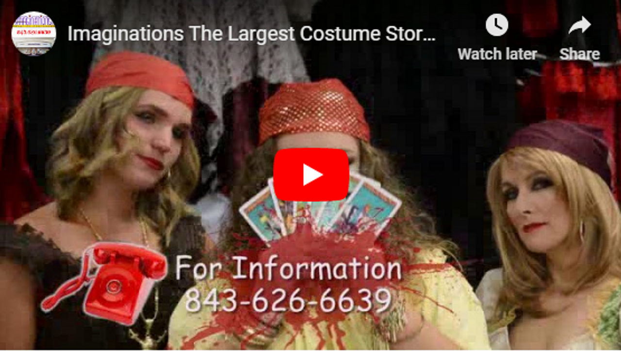 The Largest Costume Store On The East Coast