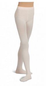 Capezio Adult Footed Ultra Soft Tights Knit Waistband 1915