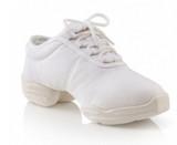 Capezio Canvas Dance Sneakers Black or White