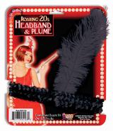 /roaring-20s-flapper-headband-plume-black/