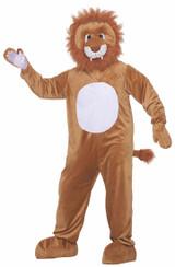 /plush-leo-the-lion-costume-adult-mascot/