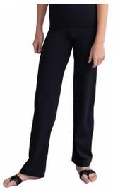 Boy's Black Jazz Pants